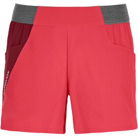 Ortovox Piz Selva Light Shorts Women hot coral